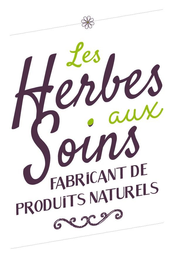 Logo - Les Herbes Aux Soins