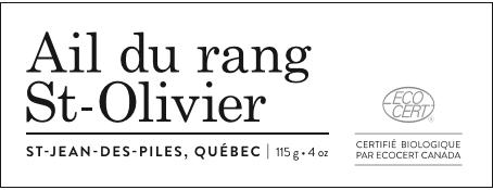 Logo - Ail du Rang St-Olivier