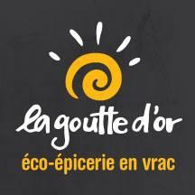 Logo - La Goutte d'Or éco-épicerie en vrac
