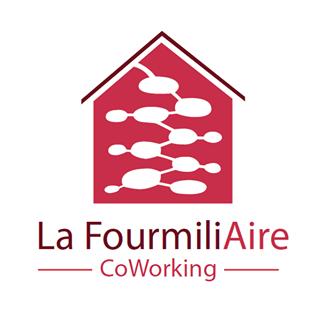 Logo - La FourmiliAire espace de Co-working