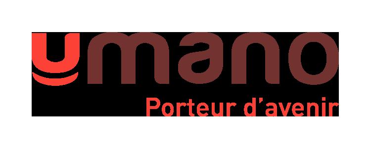 Logo - Umano, Commerce équitable
