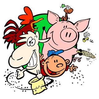 Logo - Ferme Pédagogique Marichel