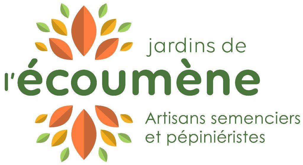Logo - Les Jardins de l'écoumène