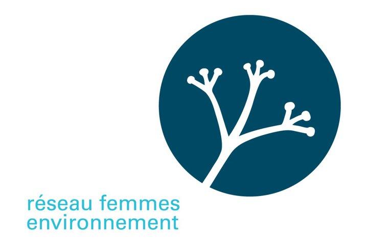 Logo - Réseau des femmes en environnement