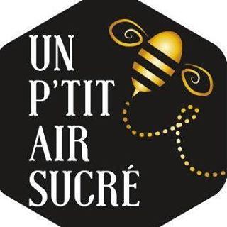 Logo - Un p'tit air sucré ltée