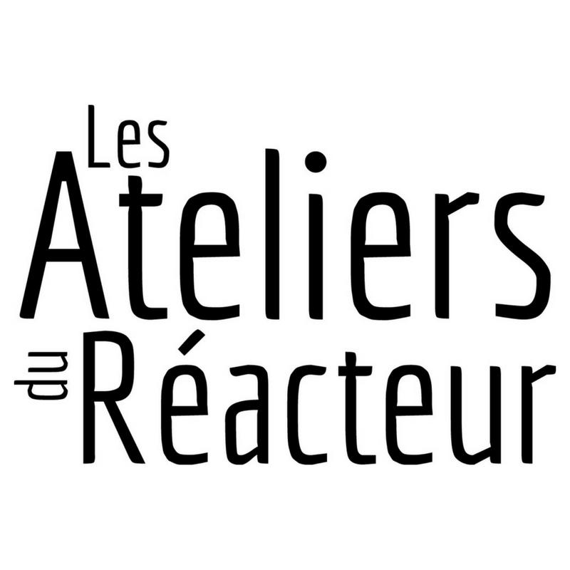 Logo - Les Ateliers du Réacteur