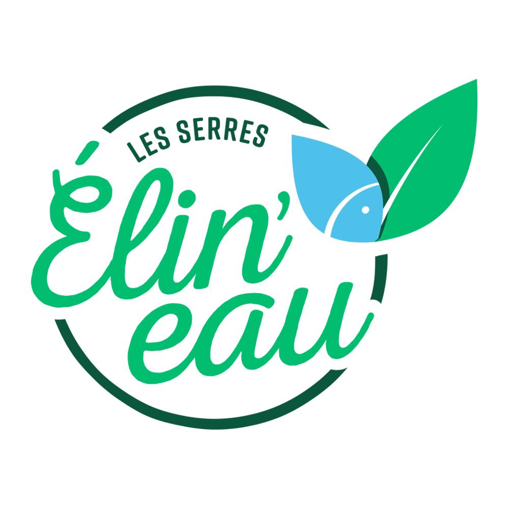 Logo - Les Serres Élin'eau