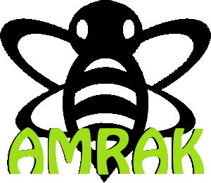 Logo - Amrak Scooters inc. (trottinettes)