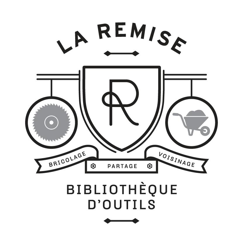 Logo - La Remise – Bibliothèque d'outils