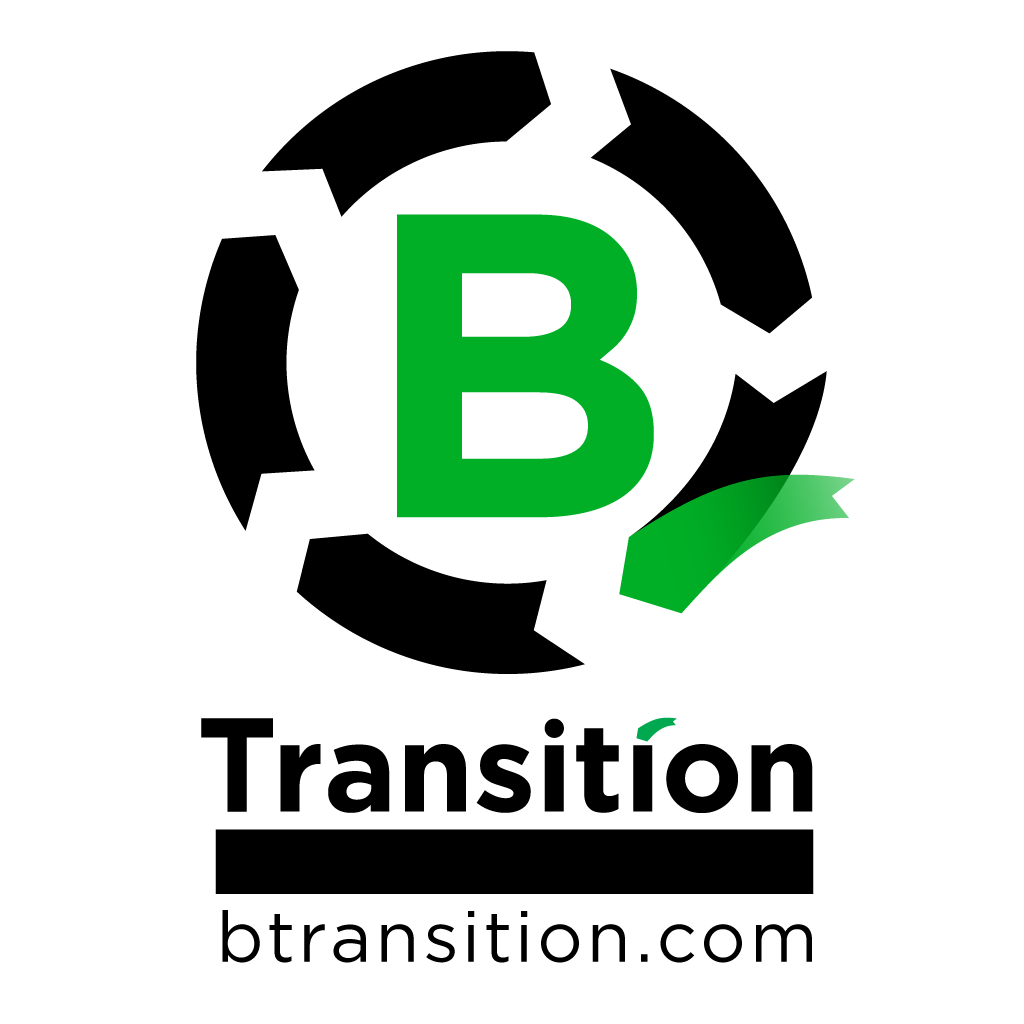 Logo - B Transition