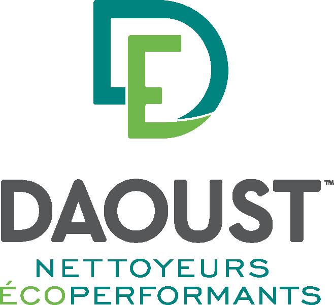 Logo - Daoust Nettoyeurs Écoperformants – La Prairie