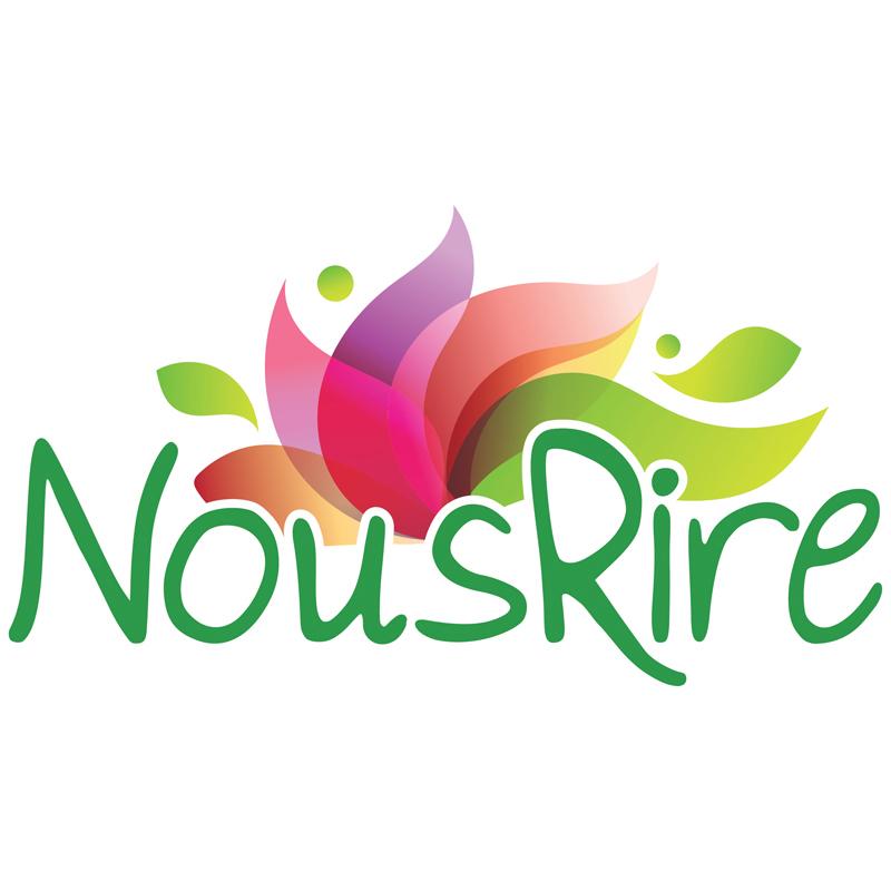 Logo - NousRire Laurentides — Sainte-Agathe-des-Monts