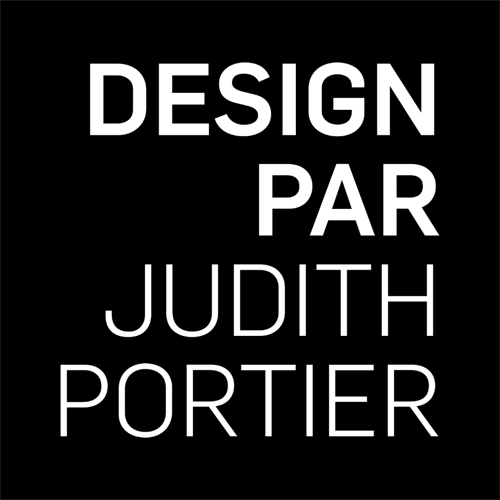 Logo - Design par Judith Portier inc.