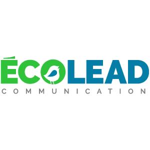 Logo Écolead Communication
