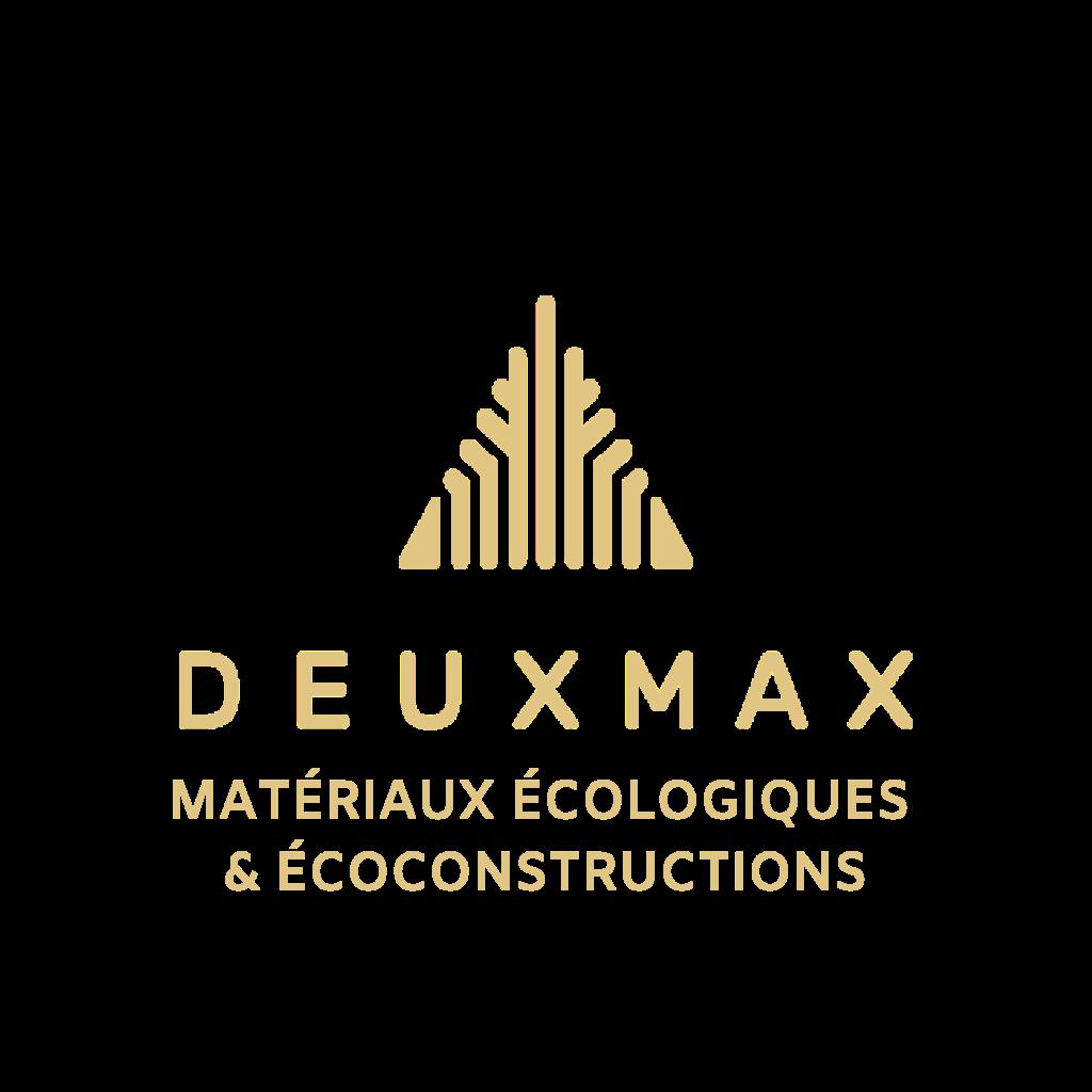 Logo - DEUXMAX – Matériaux Écologiques & Écoconstructions